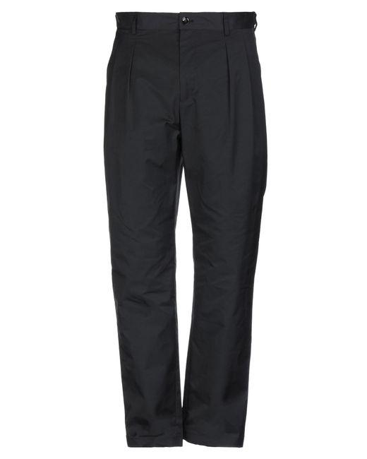 Valentino Black Casual Trouser for men