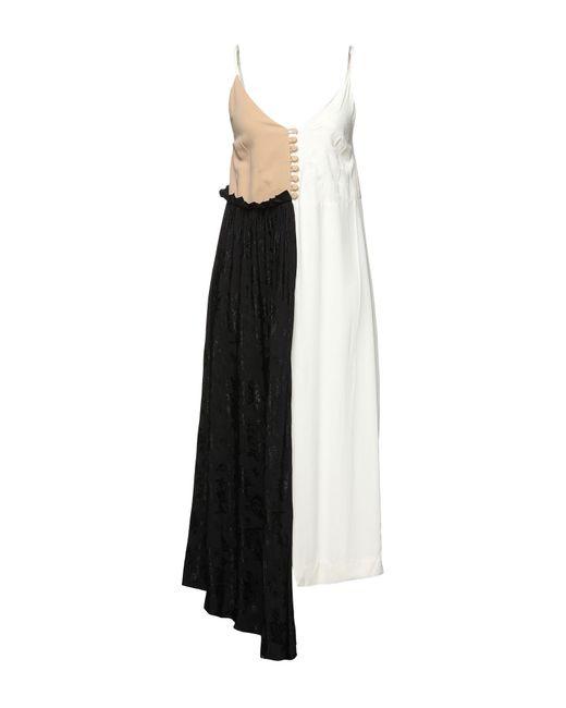 Vestito longuette di Mother Of Pearl in White