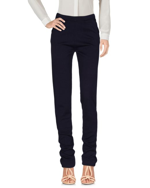 Who*s Who - Purple Casual Pants - Lyst