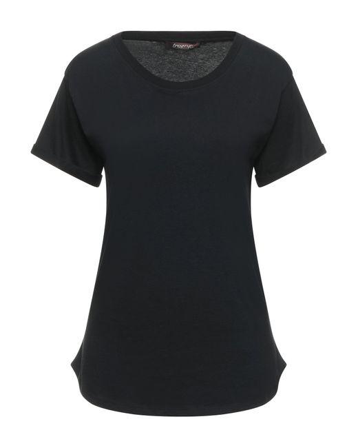 T-shirt TRUE NYC en coloris Black