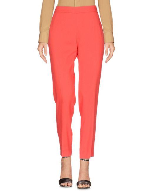 Pantalone di Maria Grazia Severi in Red