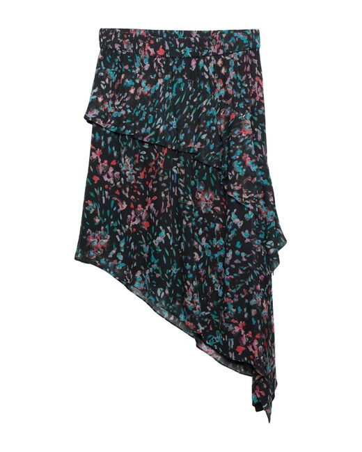 Falda corta IRO de color Black