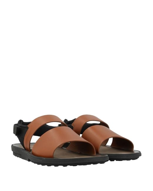 Tod's Brown Sandals for men