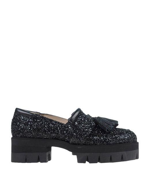 N°21 Black Loafer