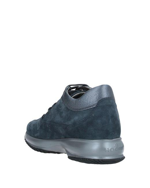 Sneakers & Tennis shoes basse di Hogan in Blue