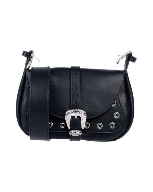 DSquared² Black Cross-body Bag
