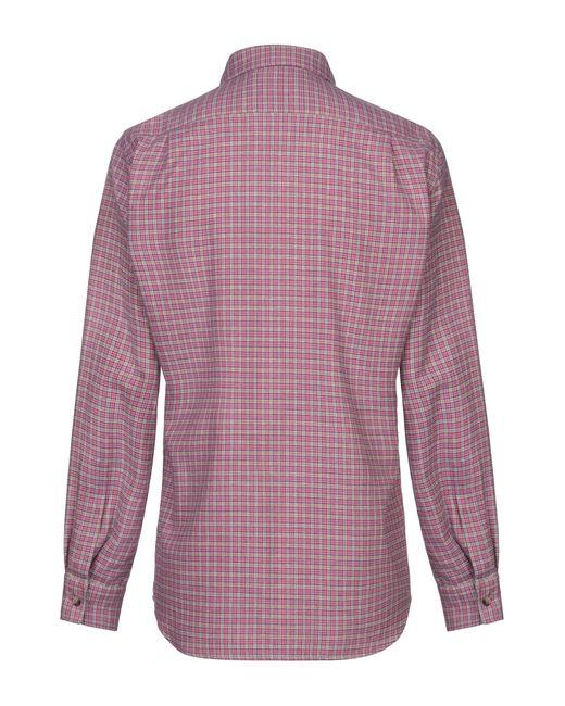 Camicia di Vivienne Westwood in Pink da Uomo