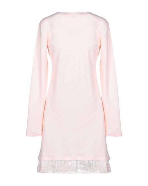 Chemise de nuit Blugirl Blumarine en coloris Pink