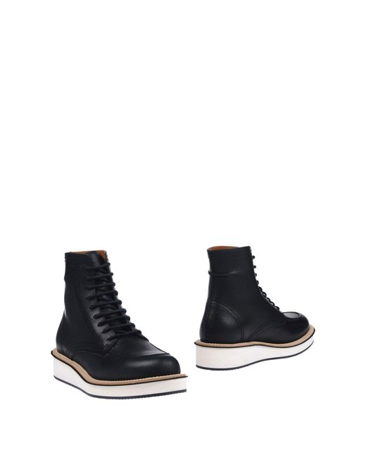 Givenchy | Black Ankle Boots for Men | Lyst