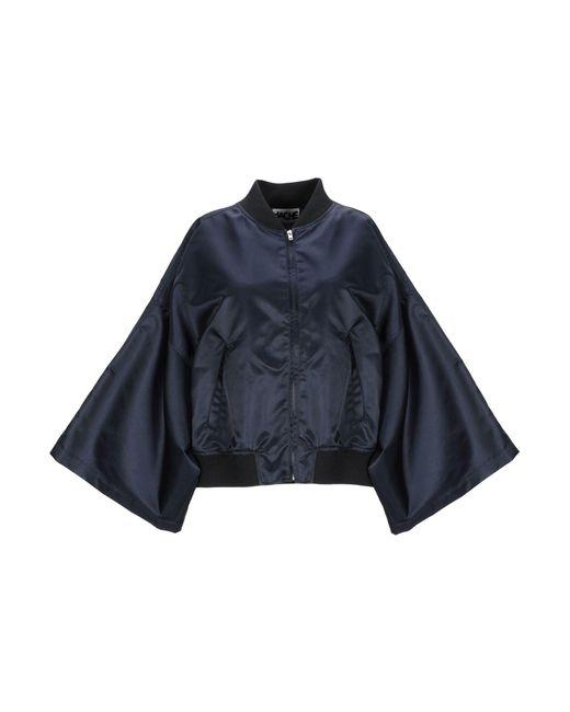 Hache Blue Jacket