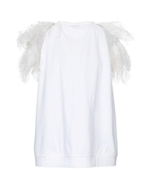 Camiseta Brunello Cucinelli de color White