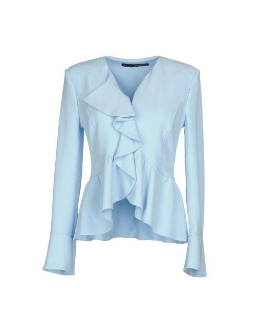 Annarita N. Blue Suit Jacket