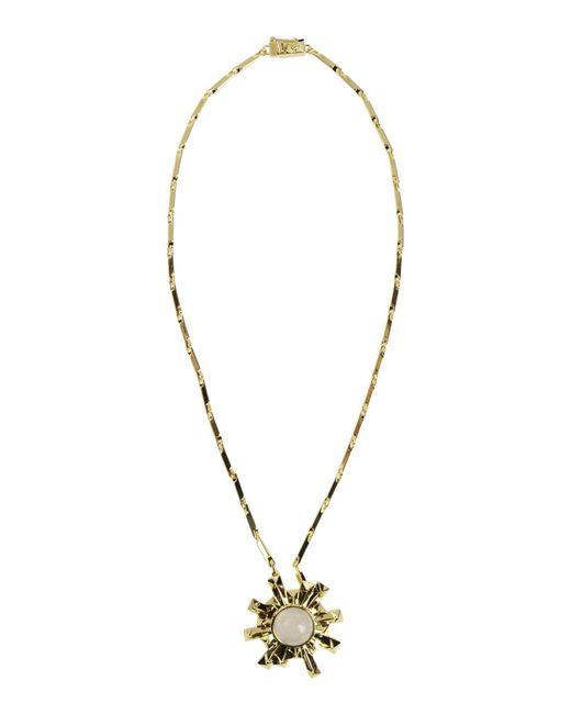 Eddie Borgo - Metallic Necklaces - Lyst