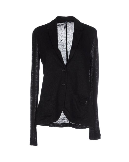 Woolrich | Black Blazer | Lyst