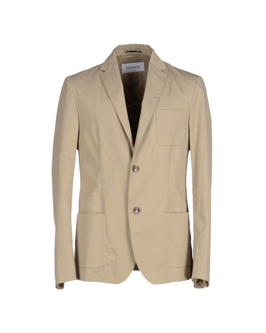Mauro Grifoni | Natural Blazer for Men | Lyst