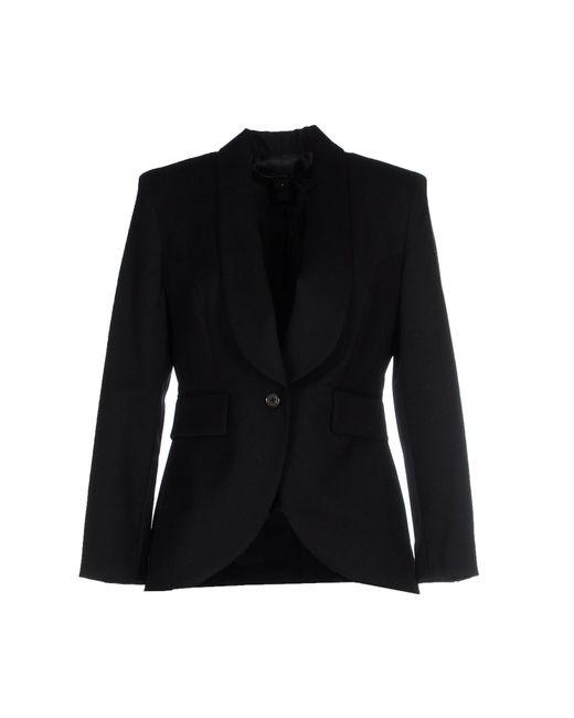 Marc By Marc Jacobs | Black Blazer | Lyst
