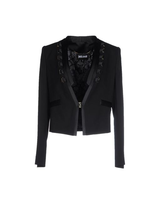Just Cavalli | Black Blazer | Lyst