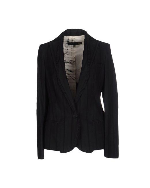 Just Cavalli | Black Blazer for Men | Lyst