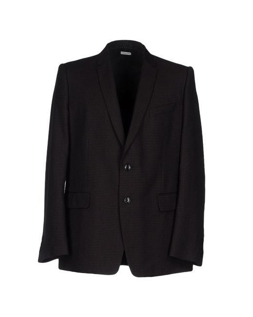 Dries Van Noten | Black Blazer for Men | Lyst