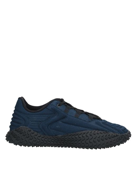 ADIDAS BY CRAIG GREEN Blue Low-tops & Sneakers for men