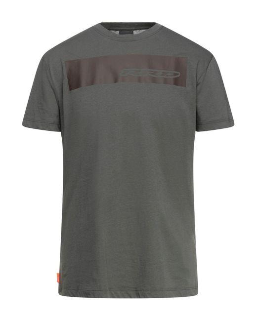 Camiseta Rrd de hombre de color Multicolor