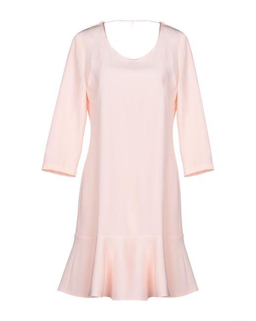 Vestito corto di Patrizia Pepe in Pink