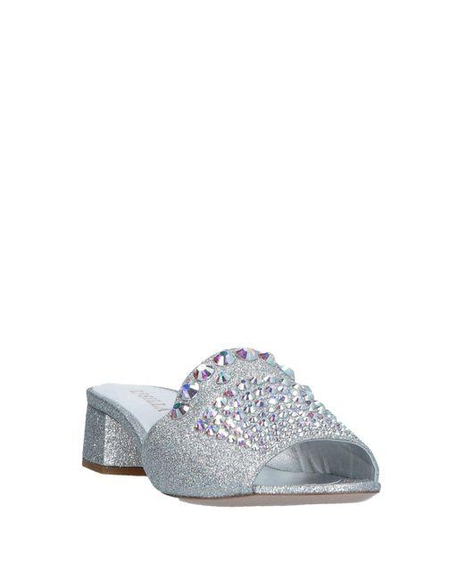 Le Silla Gray Sandale