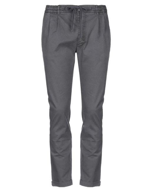 Macchia J Gray Casual Trouser for men