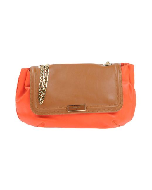 Patrizia Pepe | Brown Cross-body Bag | Lyst