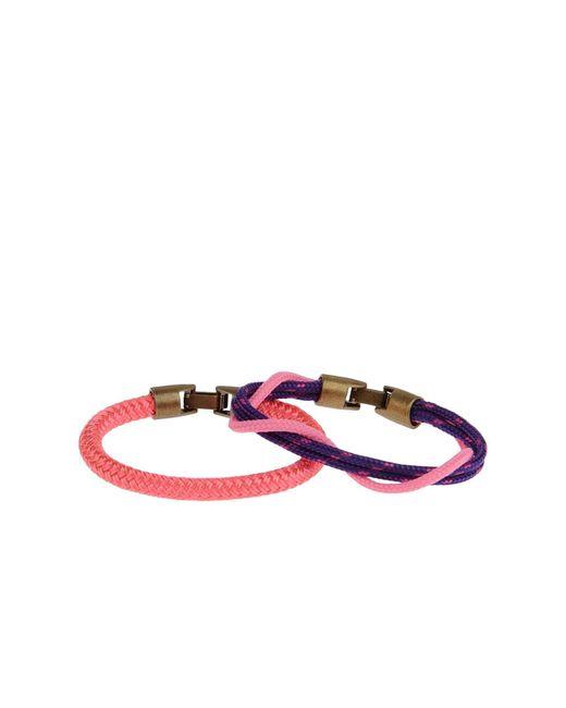 L4k3 | Pink Bracelet | Lyst