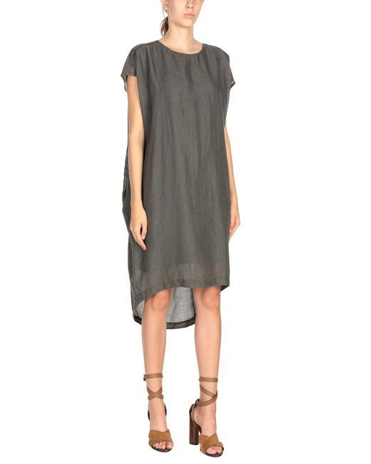 Vestido por la rodilla Collection Privée de color Black