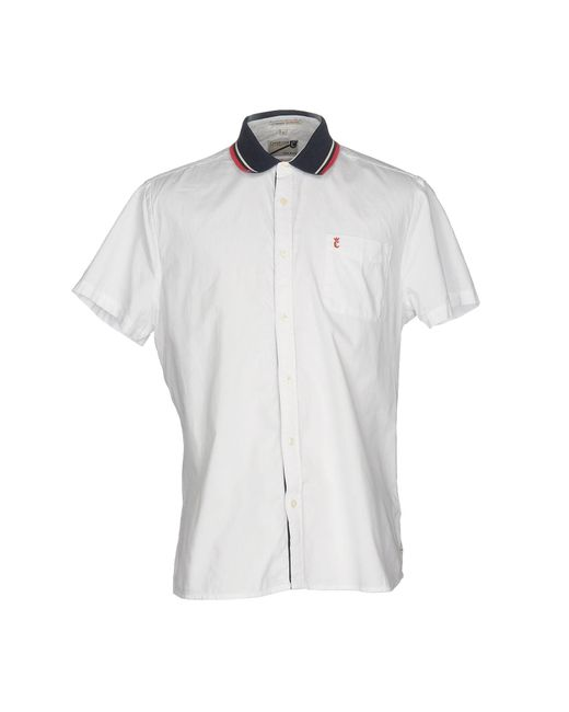 Pepe Jeans - White Shirts for Men - Lyst
