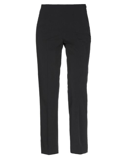 PT01 Black Casual Trouser