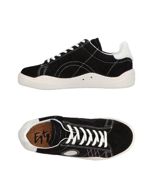 Sneakers & Tennis shoes basse di Eytys in Black da Uomo