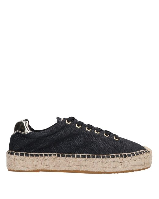 Replay Black Low-tops & Sneakers