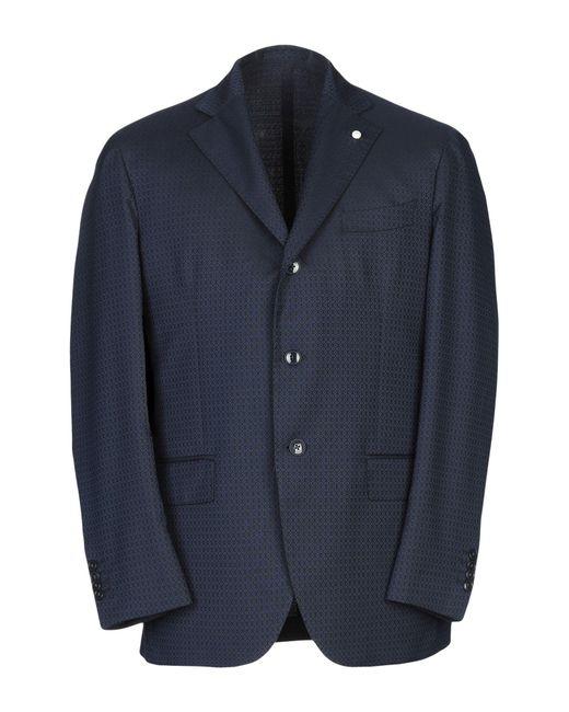Luigi Bianchi Mantova Jackett in Blue für Herren