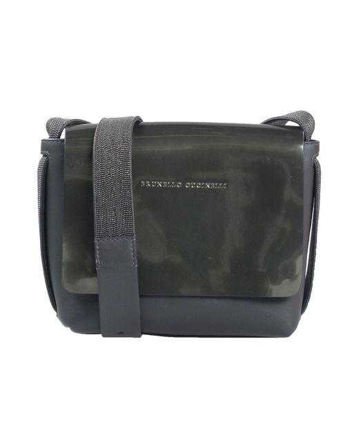 Brunello Cucinelli - Multicolor Cross-body Bag - Lyst