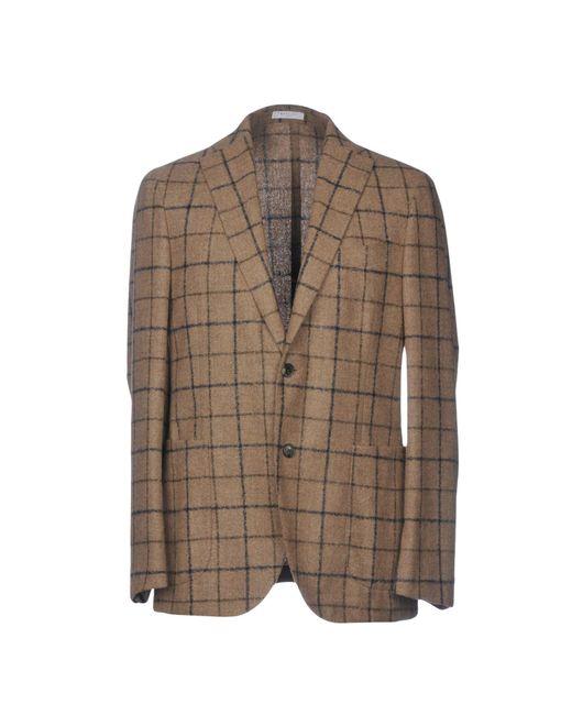 Boglioli Multicolor Suit Jacket for men