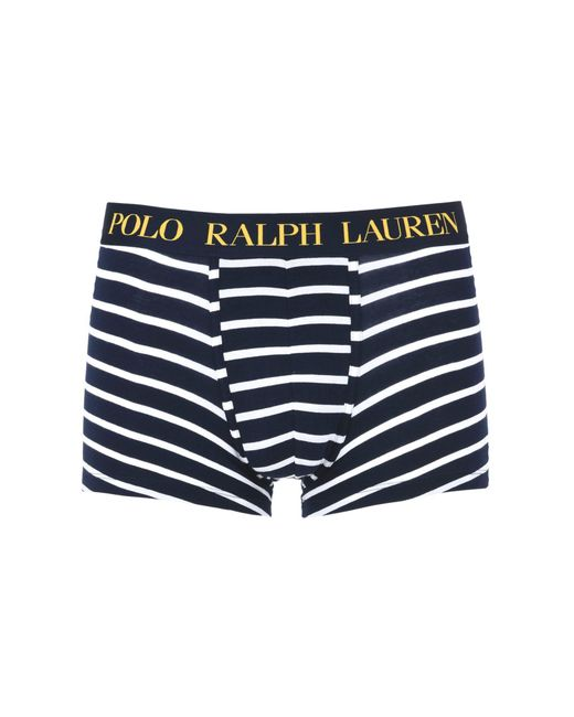 Caleçon Polo Ralph Lauren pour homme en coloris Blue