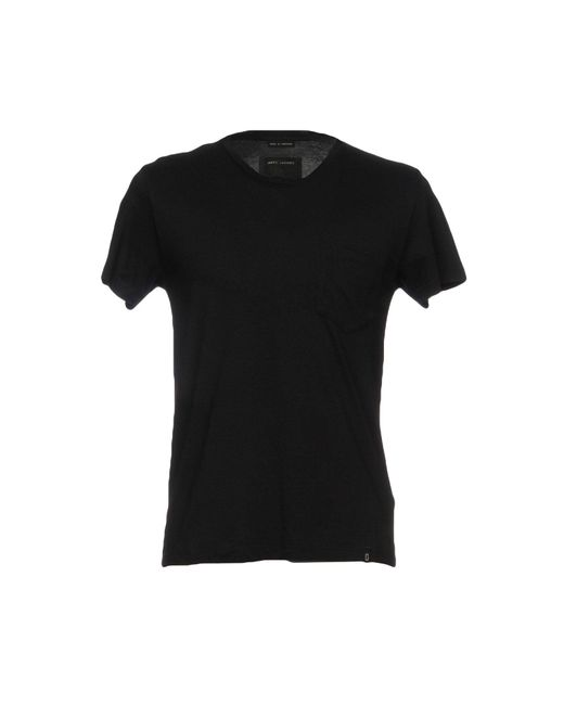 Marc Jacobs Black T-shirt for men