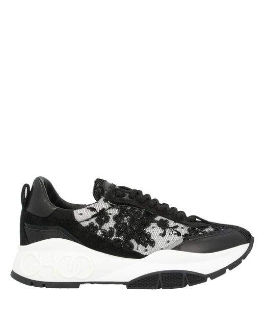 Sneakers & Tennis basses Jimmy Choo en coloris Black
