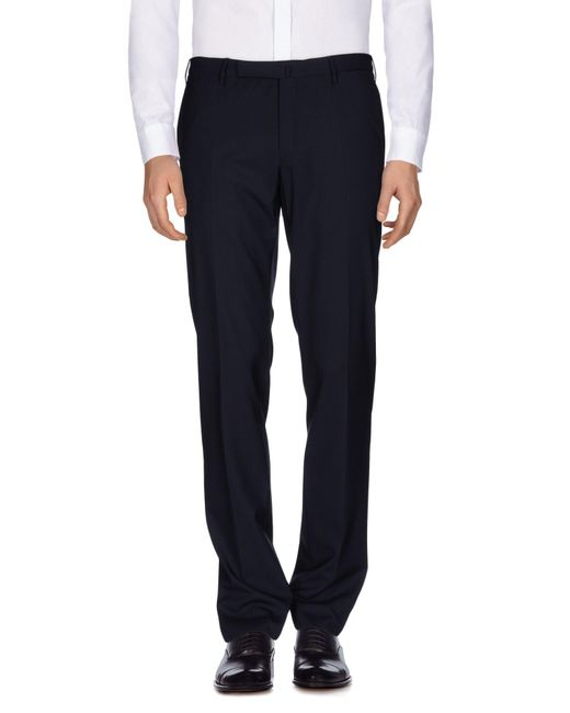 Incotex - Blue Casual Pants for Men - Lyst