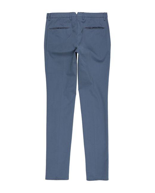 Incotex Pantalon homme de coloris bleu rKkzJ