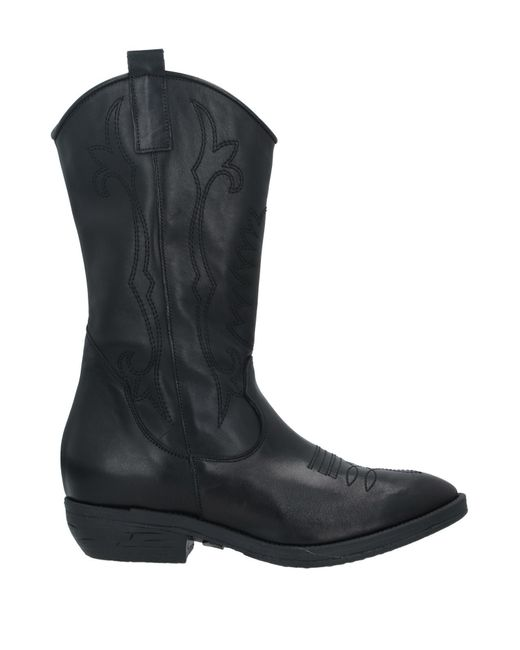 Ovye' By Cristina Lucchi Black Boots