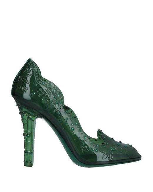 Escarpins Dolce & Gabbana en coloris Green