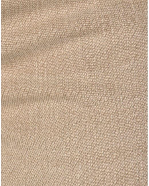 Pantaloni jeans di Ralph Lauren Black Label in Natural
