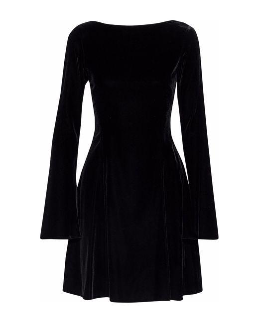10 Crosby Derek Lam Minivestido de mujer de color negro