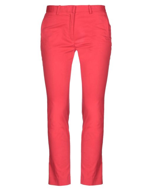 Pantalones Joseph de color Red