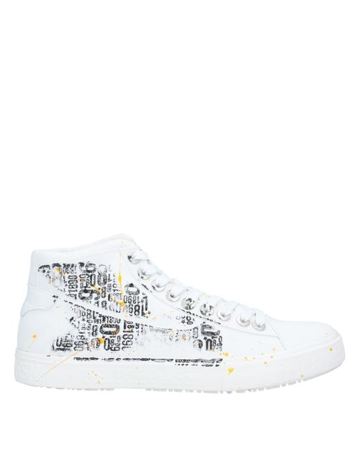 Sneakers & Tennis montantes U.S. POLO ASSN. pour homme en coloris White