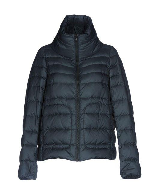 Historic | Blue Down Jacket | Lyst